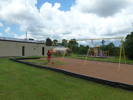 Orlando Playground Mulch - Delivery and Installation