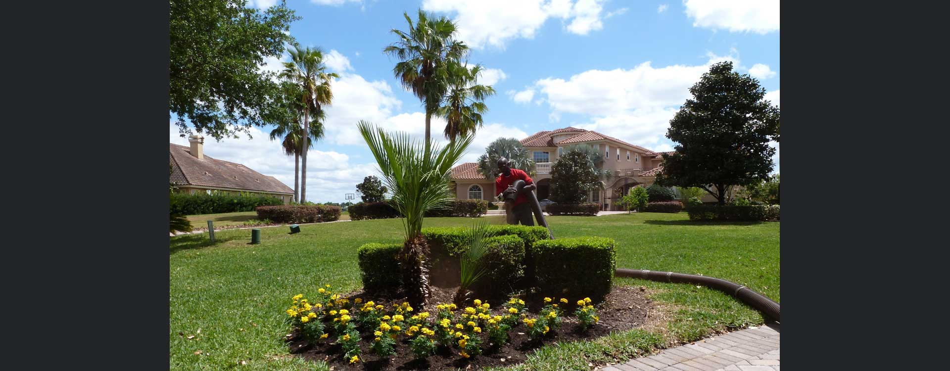 Cypress Mulch Orlando - Major Mulch Installations